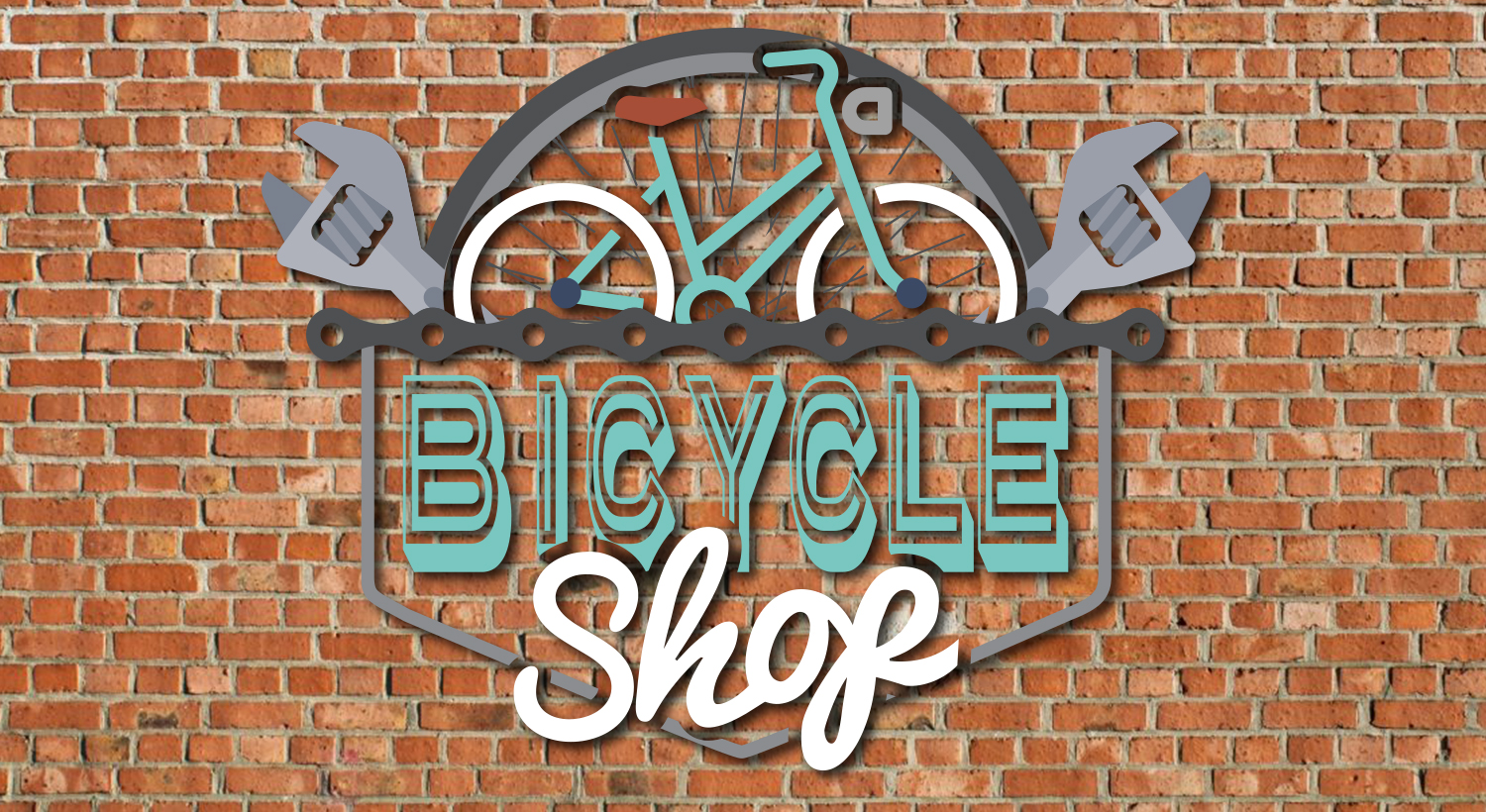 Daily Logo Challenge – Bicycle Shop