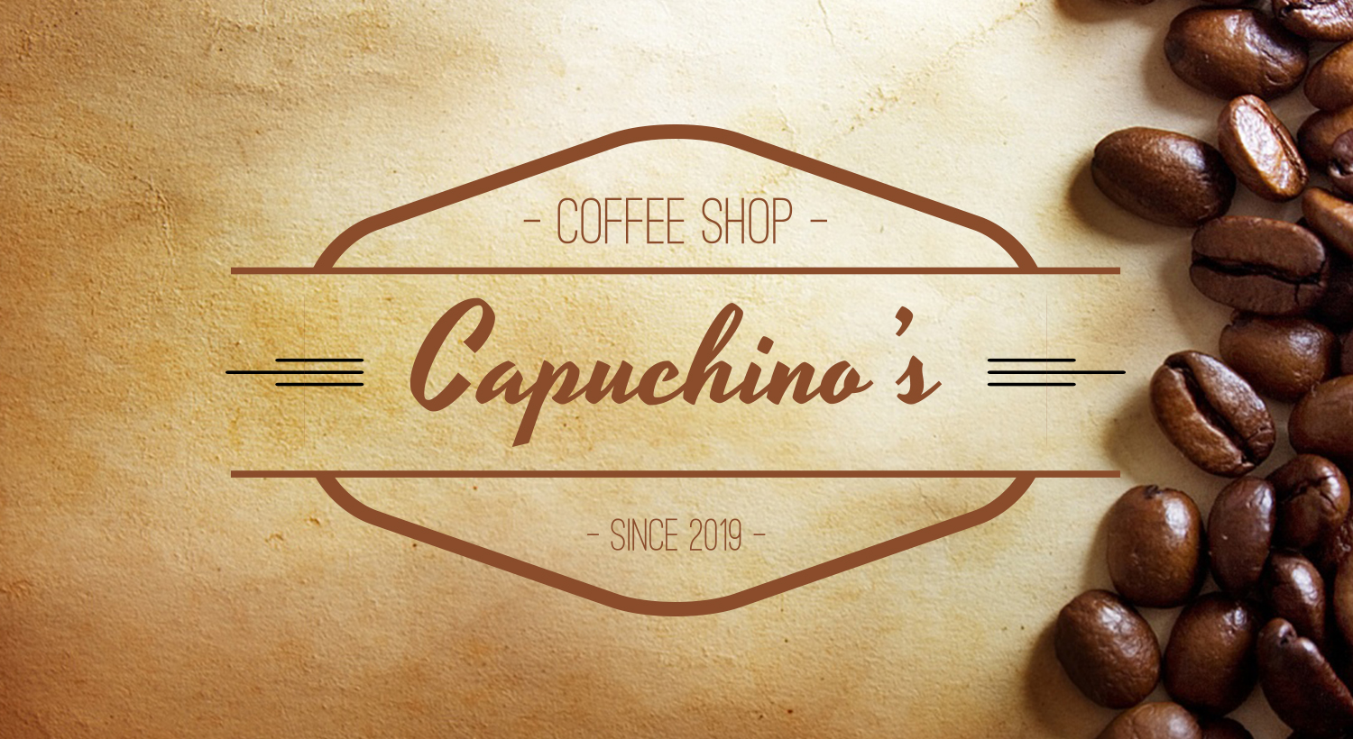 Daily Logo Challenge – Capuchino´s Coffee Shop