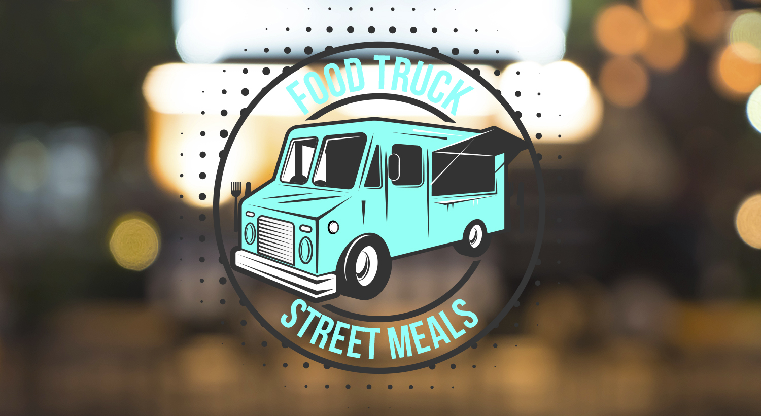 Daily Logo Challenge – Food Truck Street Meals