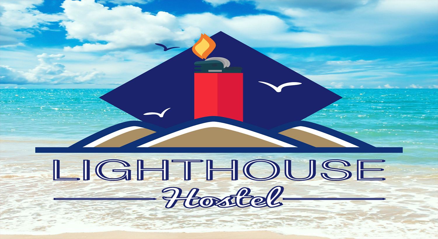 Daily Logo Challenge – Lighthouse Hostel