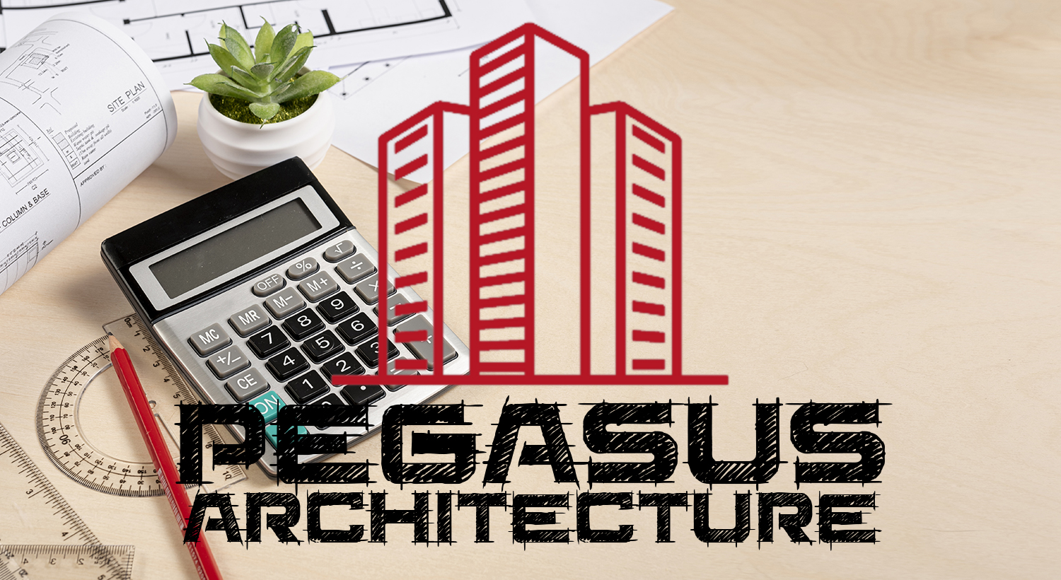 Daily Logo Challenge – Pegasus Architecture