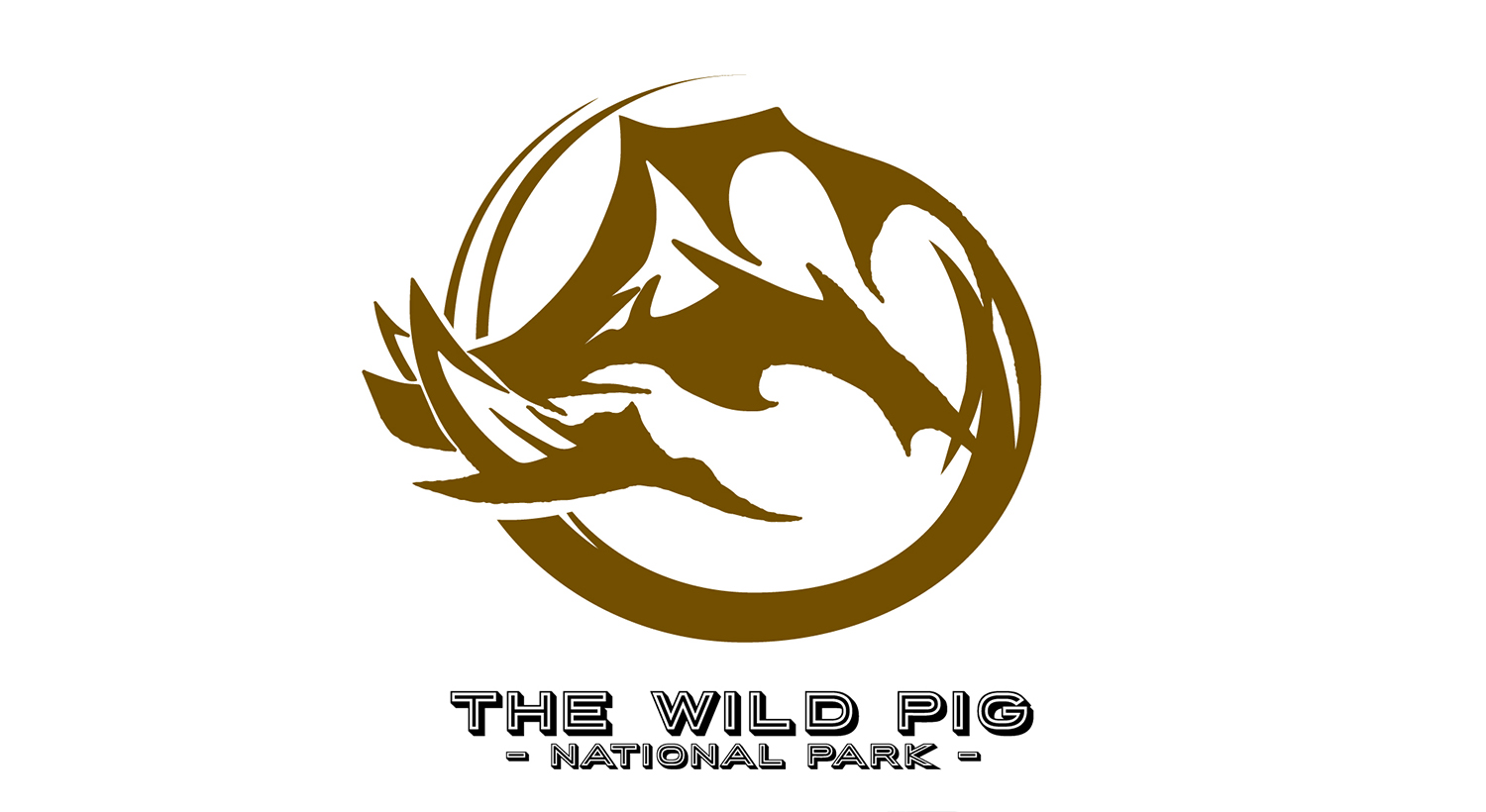 Daily Logo Challenge – The Wild Pig