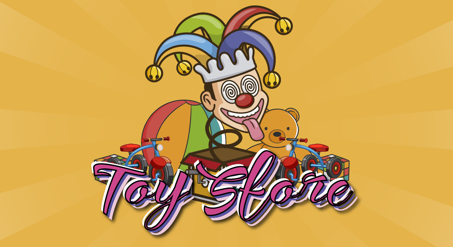 Daily Logo Challenge – Toy Store