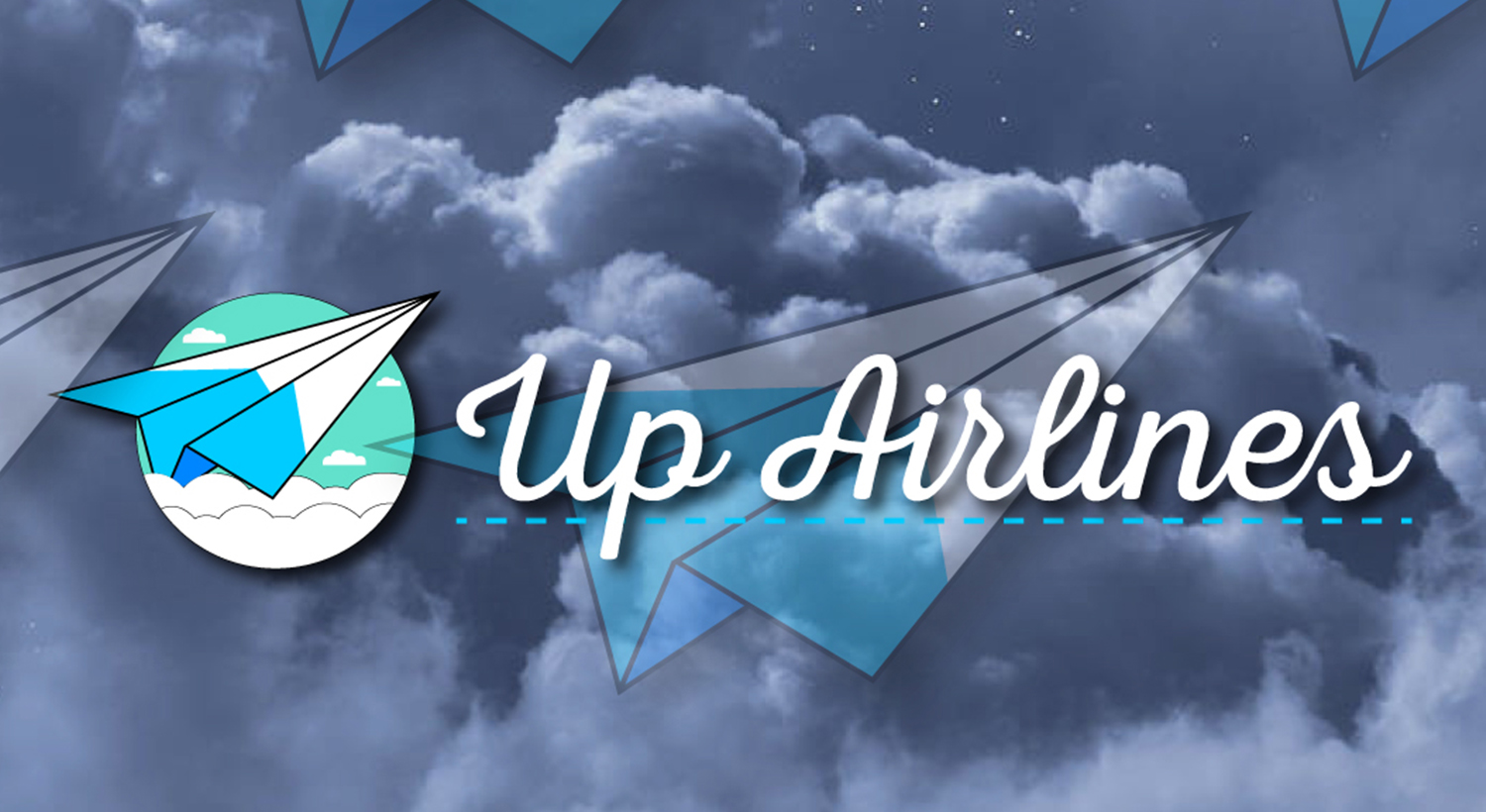 Daily Logo Challenge – Up Airlines