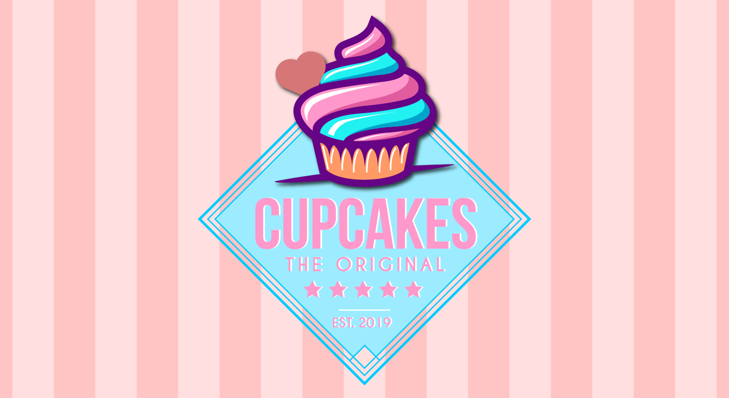 Daily Logo Challenge – Cupcakes